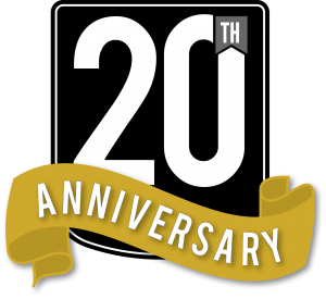 CETRA's 20th Anniversary Logo