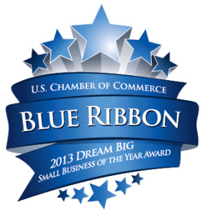 US Chamber of Commerce Blue Ribbon