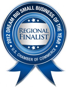 US Chamber of Commerce Dream Big Finalist