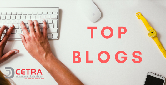 CETRA's Top Blogs 2019