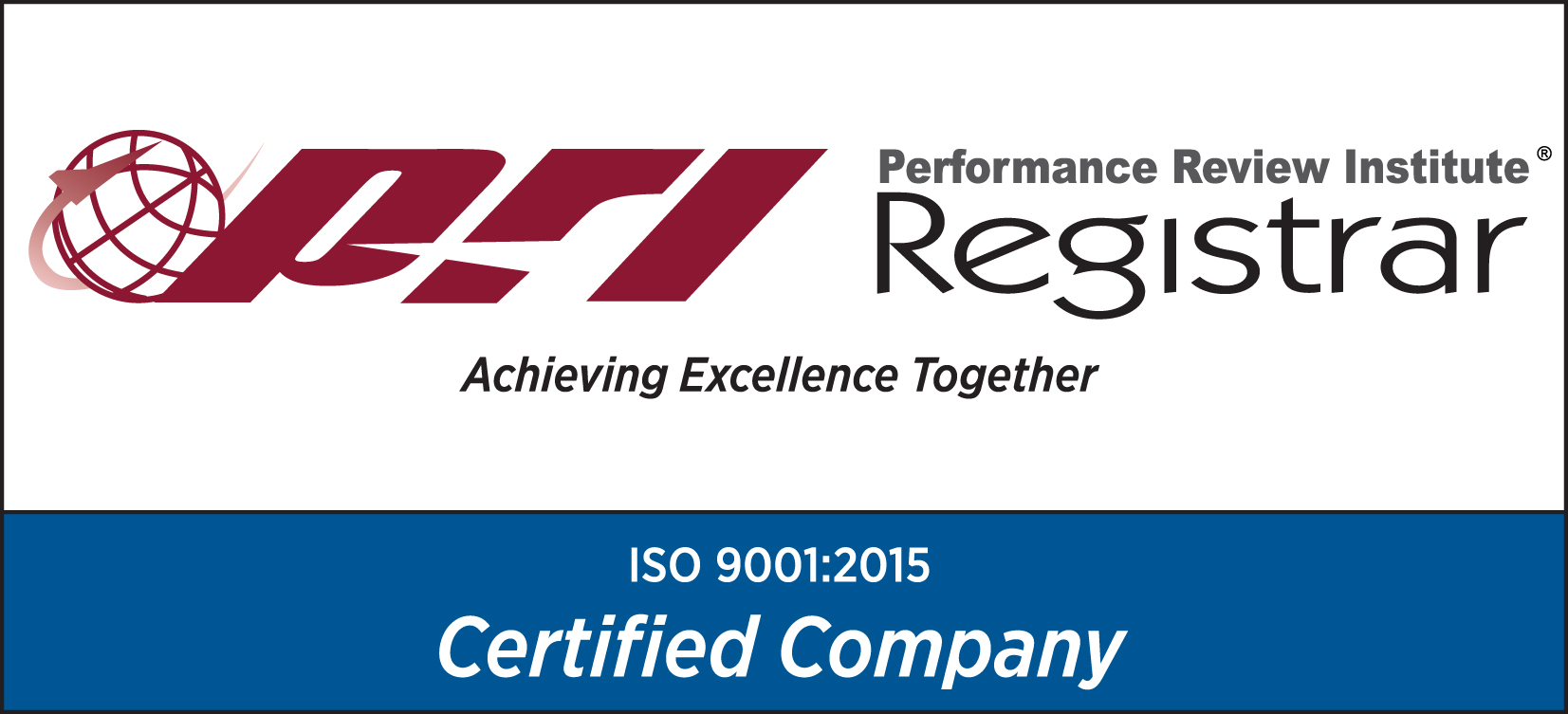 Iso 9001 Certification Cetra