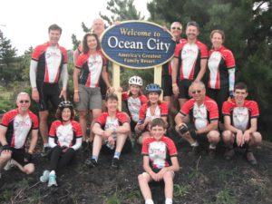 Team CETRA at Bike MS