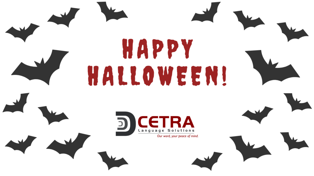 Happy Halloween 2020 from CETRA